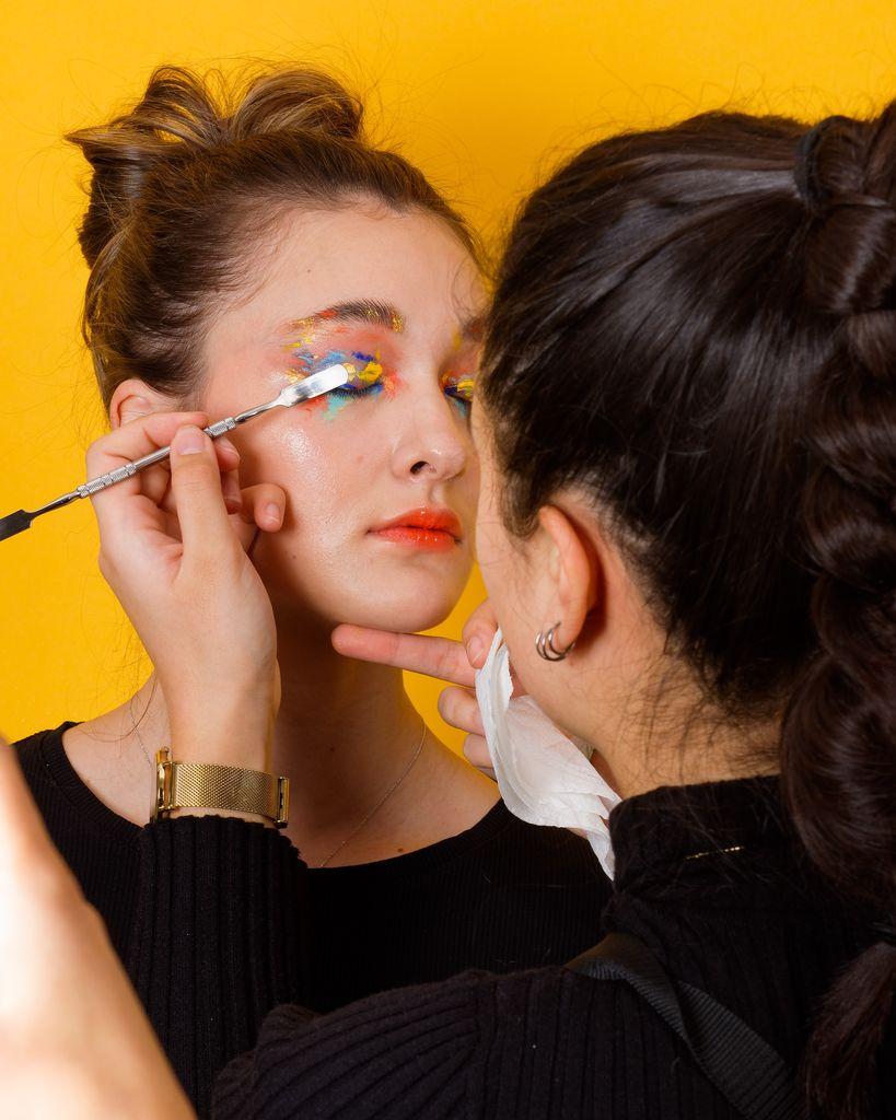 Backstage, Maquilleuse professionnelle, Maquilleuse diplômée, Esthétique, Soin, Beauté, Cosmétiques, Makeup Artist , Makeup forever academy, Makeup forever, France, IdF, Paris, Sucy, Sucy-en-Brie